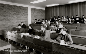 Archive image of lecture