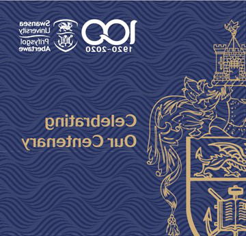 cover of centenary brochure